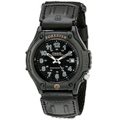 Casio Forester Watch with Analogue Display Black