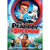 Mr. Peabody And The Sherman (2014) DVD