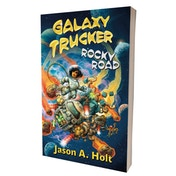 Galaxy Trucker Rocky Road Novel