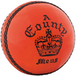Readers County Crown Cricket Ball Orange - Mens - Image 2