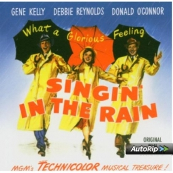 Various Artists - Singin' In The Rain CD