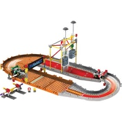 Mario and Luigi Starting Line Building Set