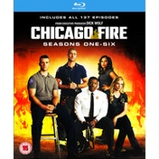 Chicago Fire - Seasons 1-6 Blu-ray