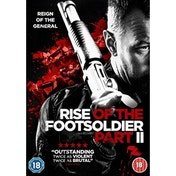 Rise of the Footsoldier II DVD
