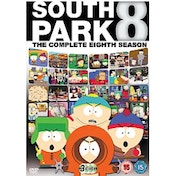 South Park Season 8 DVD