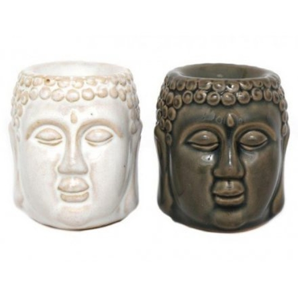 Ceramic Buddha Oil Burners (One Random Supplied)