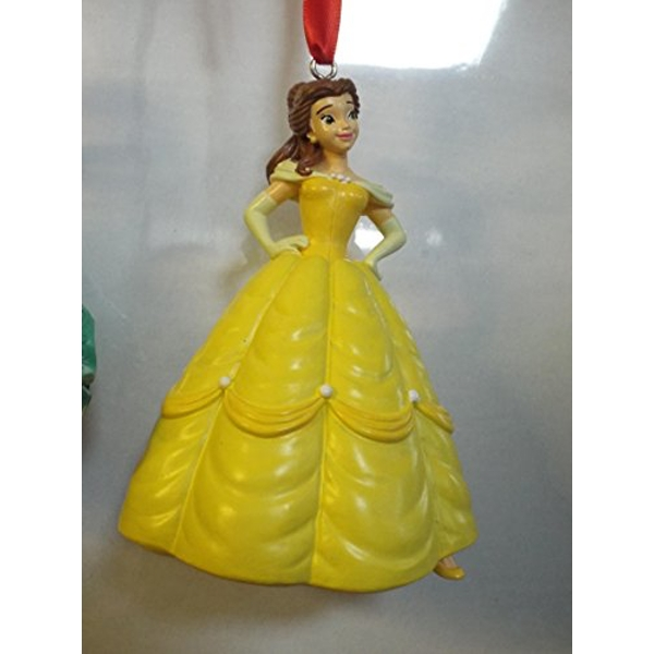 Disney Beauty & The Beast Hanging Tree Decoration - Belle