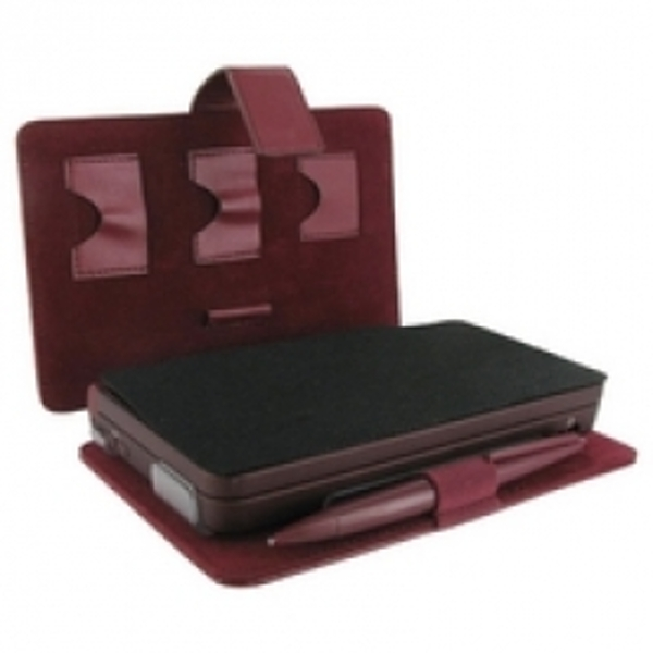 Exspect Pu Play Case for Nintendo DSi XL - Red - EX560