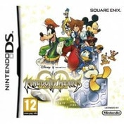 Ex-Display Kingdom Hearts Recoded Game DS Used - Like New