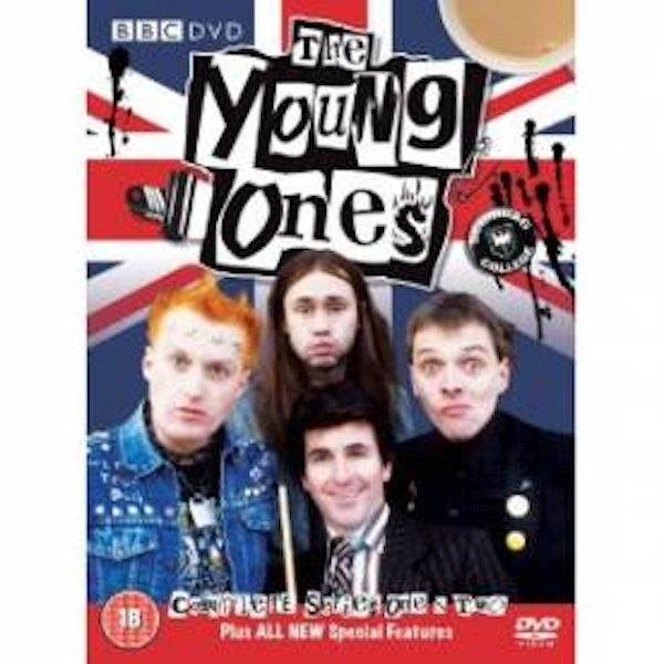 The Young Ones Complete BBC Series 1 & 2 DVD