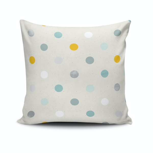 NKLF-273 Multicolor Cushion Cover