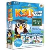 Computer Classroom At Home Key Stage 1 Study Pack Ages 5-7 PC
