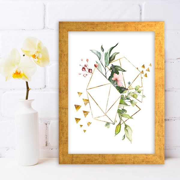 AC1070052968 Multicolor Decorative Framed MDF Painting