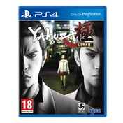 Yakuza Kiwami PS4 Game