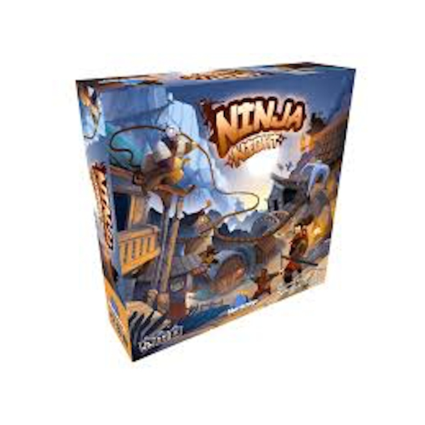 Ninja Night Board Game