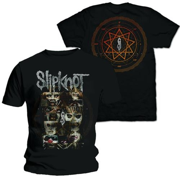 Slipknot - Creatures Unisex XX-Large T-Shirt - Black