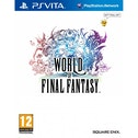 World Of Final Fantasy PS Vita Game