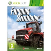 Farming Simulator 2013 Game Xbox 360