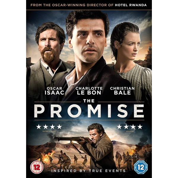 The Promise 2017 DVD