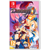 Disgaea 1 Complete Nintendo Switch Game