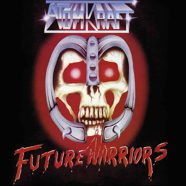 Atomkraft - Future Warriors Vinyl