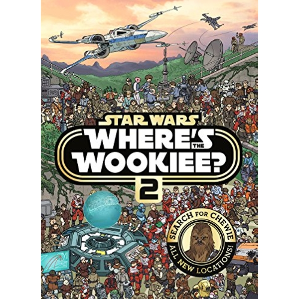 Star Wars: Where's the Wookiee 2? Search and Find Activity Book  Paperback / softback 2019