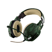 GXT 322C Carus Gaming Headset Jungle Camo Multi-Platform