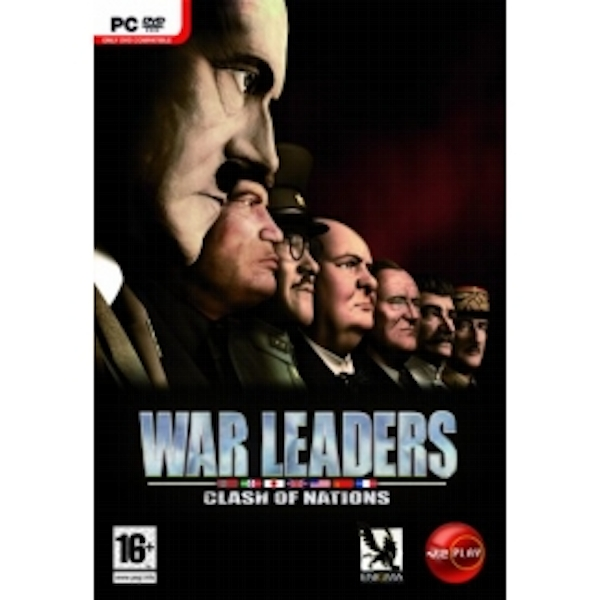 War Leaders Clash Of Nations Game PC