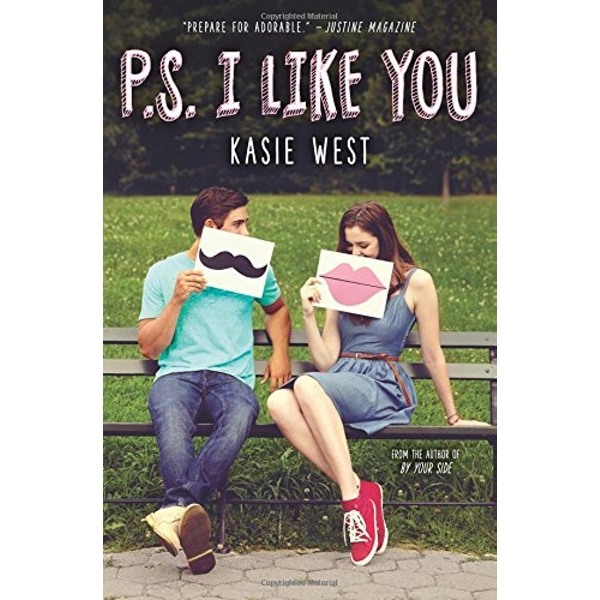 P.S. I Like You by Kasie West (Paperback, 2017)
