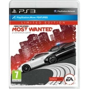 Need for Speed Most Wanted Limited Edition Game [2012] PS3