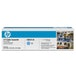 HP CB541A (125A) Toner cyan, 1.4K pages - Image 2