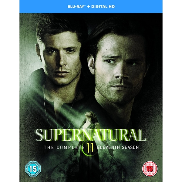 Supernatural Season 11 Blu-ray