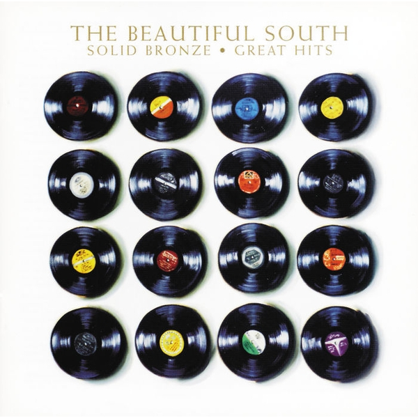 The Beautiful South:  Solid Bronze - Great Hits CD