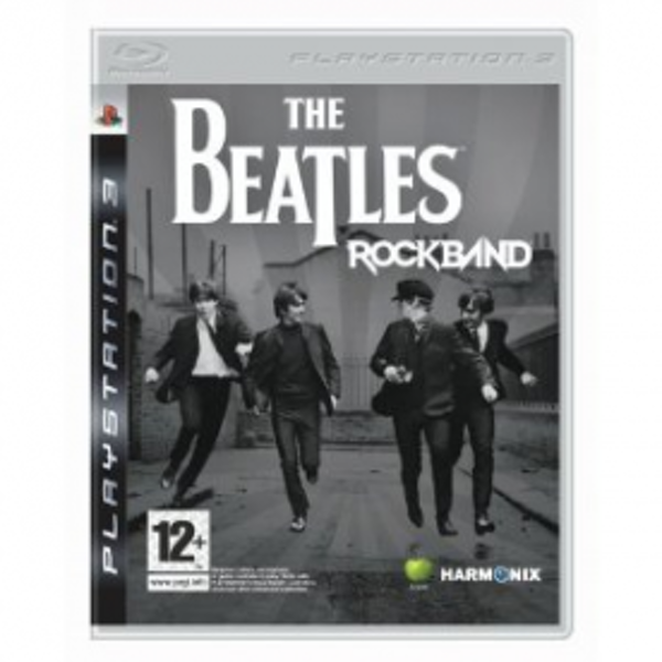Rock Band The Beatles Solus Game PS3
