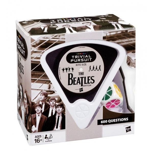 Trivial Pursuit The Beatles Board Game - Image 1