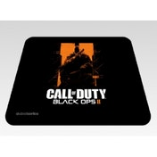 Steel Series Black Ops II 2 QcK Limited Edition Orange Soldier Mouse Pad