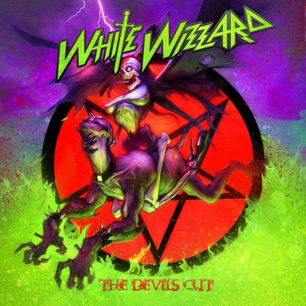 White Wizzard - Devil's Cut CD