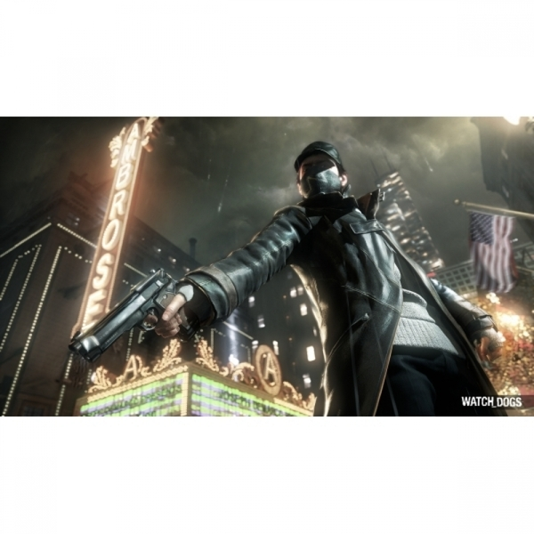 Watch Dogs  Pre Owned Game