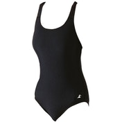 SwimTech Splashback Black Swimsuit Adult - 36 Inch