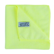 Exel Contract Microfibre Cloth Pack 10 Green