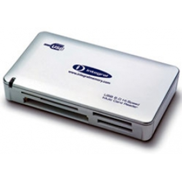 Integral 17 in 1 Card Reader USB 2.0
