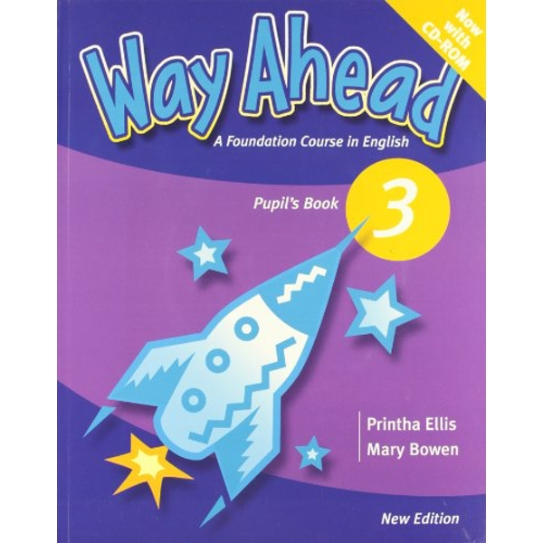 Way Ahead Revised Level 3 Pupil's Book & CD Rom Pack   Mixed media product 2010