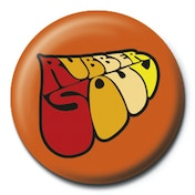 The Beatles - Rubber Soul Logo Badge