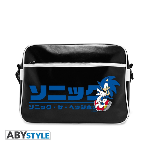 Sonic - Japanese Logoe Messenger Bag