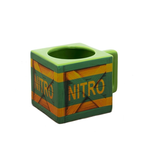 Nitro Crate (Crash Bandicoot) Mug