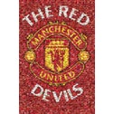 Manchester United Mosaic Maxi Poster 61 x 91.5cm