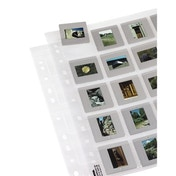Hama Slide Sleeves for 20 Framed Slides in 5x5 cm Format, 12 pcs.