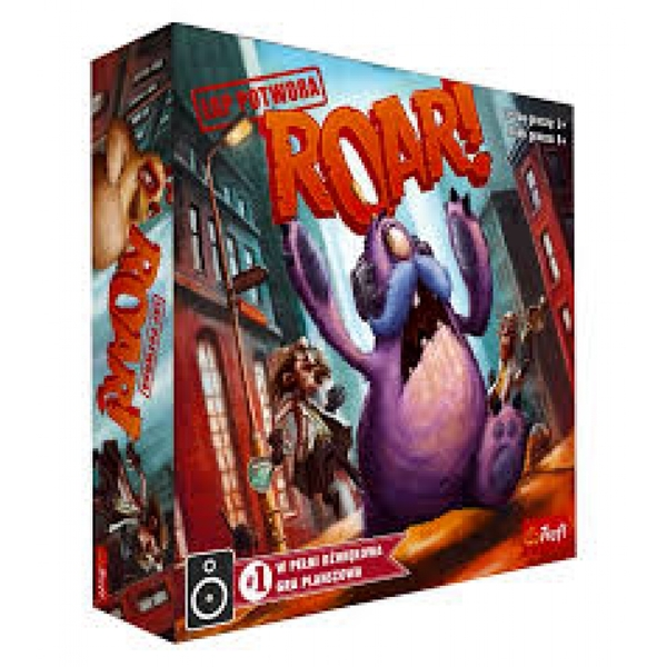 Roar! Catch the Monster Board Game