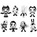 Bendy & The Ink Machine Series 1 Collectable Mini Figures (18 Packs) - Image 2