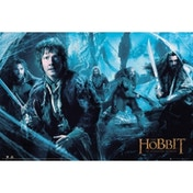 The Hobbit Desolation of Smaug Mirkwood Maxi Poster